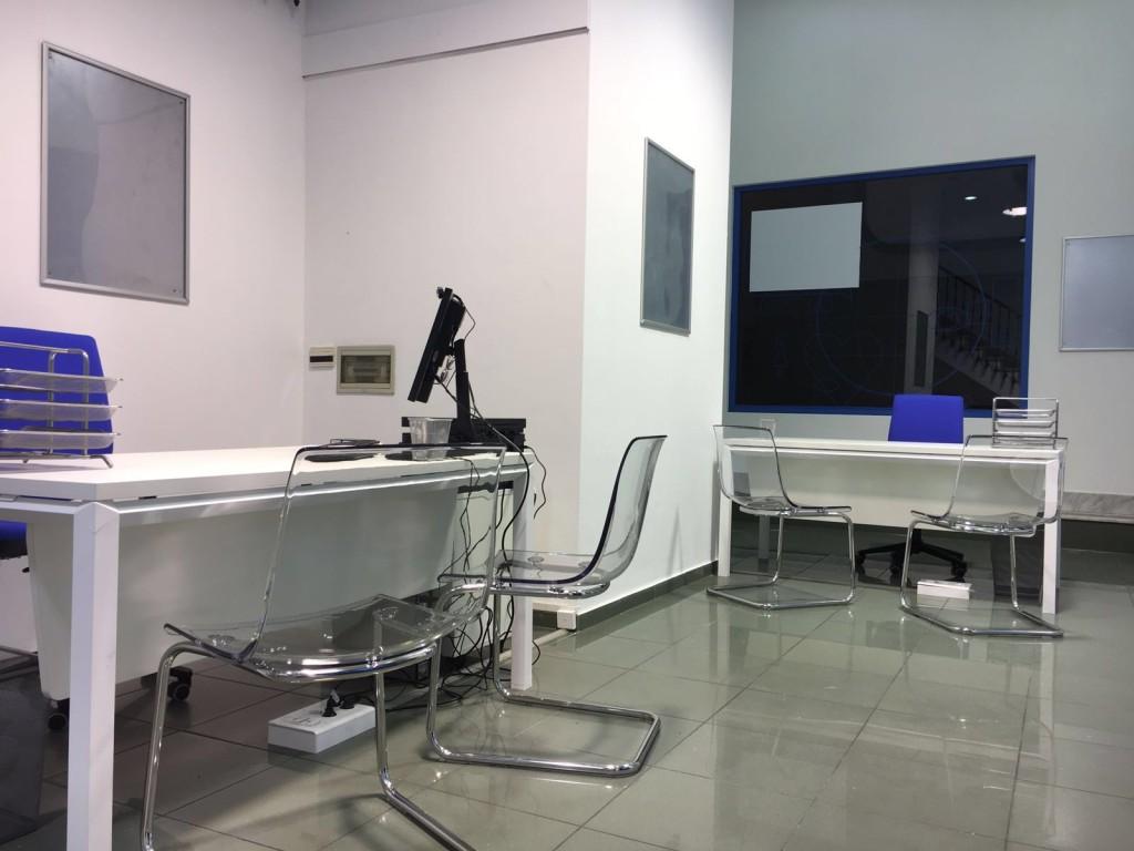 Grupo naviser abre nueva oficina central de sanitas en for Oficinas centrales sanitas madrid
